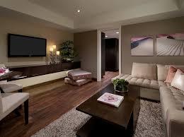 Living Room Wood Floor Ideas Basement Flooring Ideas Freshome