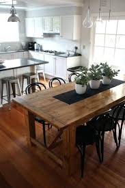 107 trendy long thin dining room table rustic kitchen tables long