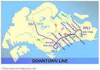 Details of the eastern section of the Downtown Line revealed ...
