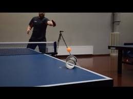 ping pong vs table tennis best of pongfinity i ping pong trick shots youtube