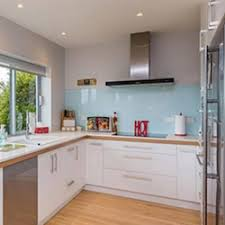 Cheap Kitchen Splashback Ideas Kitchen Glass Splashbacks Substitute Affordable Splashbacks