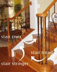 How To Install A Banister Replace Carpet On Stairs With Hardwood