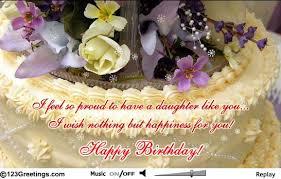 free daughter birthday cards lilbibby com