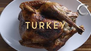 how to make a turkey