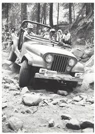 jeep jamboree rubicon trail 1982 jamboree history