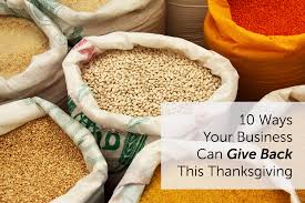 places to volunteer for thanksgiving 10 ways your small business can give back this thanksgiving