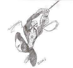 ultimate spider man sketch by txboi001 on deviantart