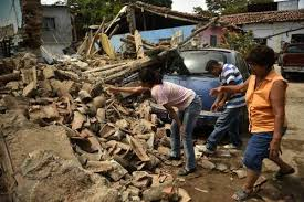 earthquake update update death toll in mexico earthquake rises to at least 58
