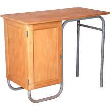 bureau d atelier bureau d atelier en métal et bois 1960 design market