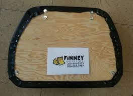 international ih dresser td15b td15c td25c crawler loader seat