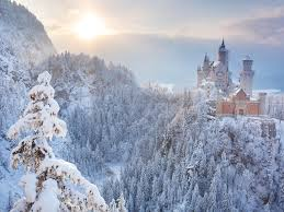 the 10 most beautiful snow castles in the world photos condé