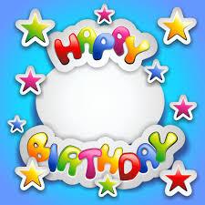 happy birthday wishes for a child jerzy decoration