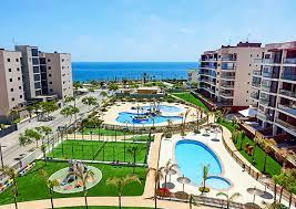 beach property in mil palmeras