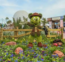 a jaunt around the epcot flower and garden festival u2013 easywdw