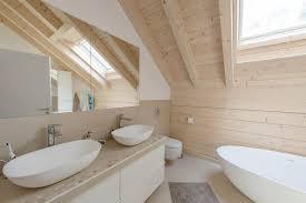 Maison En Bois Interieur Malla Maison En Bois Massif Par Polar Life Haus La Maison Bois