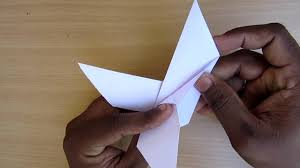 how to make a paper dove symbol of peace easy tutorials youtube