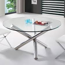Dining Table Modern Round Orren Ellis Clower Modern Round Dining Table U0026 Reviews Wayfair
