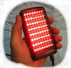 led near infrared light 120 led dual array red near infrared elixa