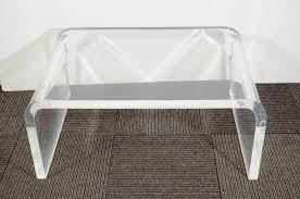 coffee table rectangular acrylic coffee table acrylic dining