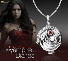 photo locket pendant necklace images The vampire diaries necklace elena verbena necklace locket pendant jpg