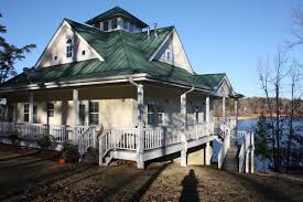 homes with wrap around porches smith lake rentals u0026 sales lookout at stoney point wraparound