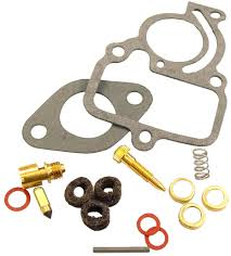 carburetor repair kit for ih carb farmall cub fuel system