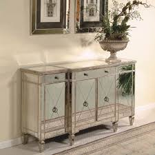 Kitchen Buffet Furniture Furniture Mirrored Buffet With Gorgeous And Antique Design