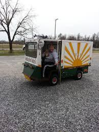 milk truck golf cart golfcarts pinterest golf milk and trucks