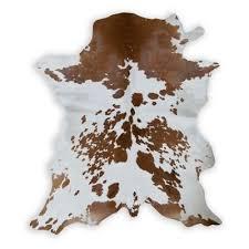 Calf Skin Rug Calf Skin Calf Hide Rug Caramel Brown And White U2013 Splendid Home Decor