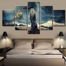 online buy wholesale game of thrones home decor wall art picture