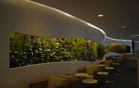 vertical garden design ideas office waiting room vertical garden
