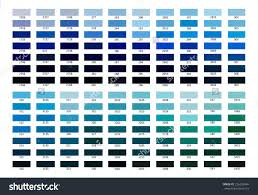 shades of the color blue chart hungrylikekevin com