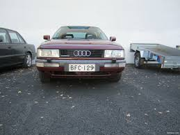 audi 90 2 0 20 quattro sedan 1988 used vehicle nettiauto