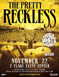 7 Flags Event Center Des Moines The Pretty Reckless