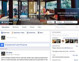 midcentury modern homes interiors a new facebook group for mcm obsessives curbed dc hillier s mcm daily a passion for modernism
