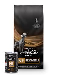 nf kidney function dog food pro plan veterinary diets