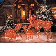 Lighted Christmas Outdoor Decorations by 280 Best Christmas Lights U0026 Outside Decor Images On Pinterest