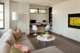 desk for living room 27 astounding and well organized condo home offices home design