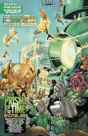 Dc Comics Map Dc Comics Rebirth Spoilers Hal Jordan And The Green Lantern Corps