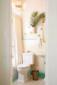 Pictures Of Pedestal Sinks In Bathroom by Brady Gives A Refresh To His Vintage Bathroom Emily Henderson