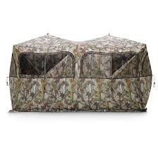 Hunting Ground Blinds On Sale Barronett Beast Hunting Ground Blind 223477 Ground Blinds At
