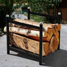 fireplace wood holder home design by larizza