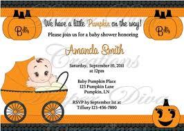pumpkin baby shower pumpkin baby shower invitation
