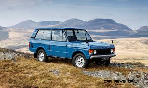old land rover truck 1987 range rover vogue se