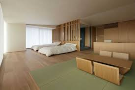 Japanese Living Room Ideas Elegant Interior Japan House Kit With Wooden Furniture On The