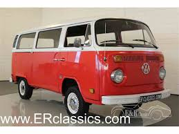 1974 volkswagen bus classic volkswagen bus for sale on classiccars com