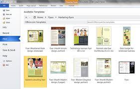 Resume On Microsoft Word 2010 Microsoft Word 2010 Create Template Tutorial Shishita World Com