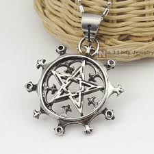 aliexpress buy gokadima 2017 new arrivals jewellery aliexpress buy mens stainless steel pentagram pendant