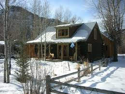 Backyard Cabin by David Baker Architects Redstone Cabin