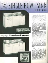 1930 Kitchen Cabinets Whitehead Steel Kitchen Cabinets 20 Page Catalog From 1937